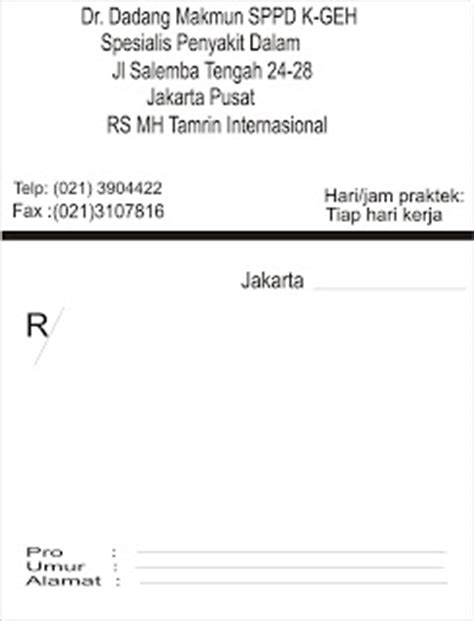 contoh resep dokter tramadol picture 2