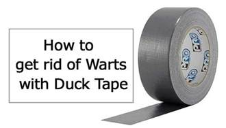 how does duct tape get rid of common warts picture 10