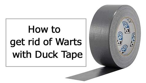 duct tape for skin growths picture 1