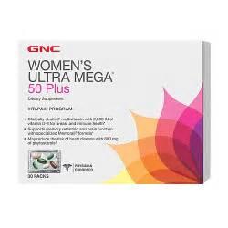vitamins gnc, women's ultra mega 50 plus, to picture 3