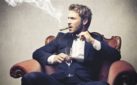how to smoke a cigar picture 2