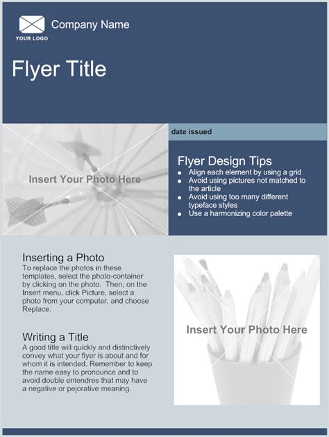 create a business flyer online and download for picture 2