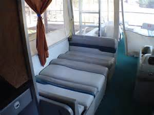 pontoon boats sleeping picture 13