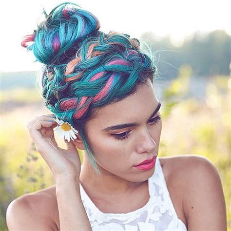 dye hair green picture 7