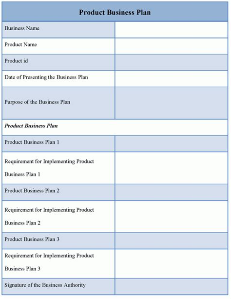 samples business plan for hair products picture 8