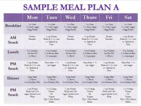 a free sample diet plan picture 14