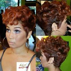 african american short hair styles picture 3