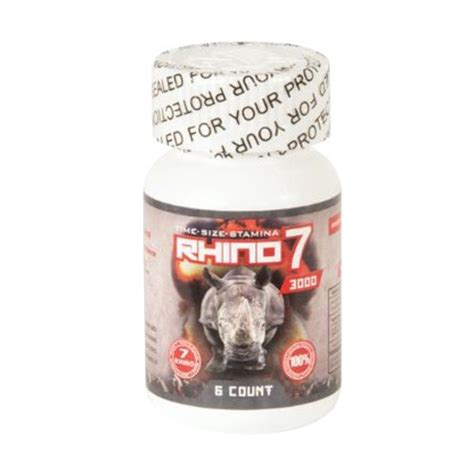 rhino sex pill side effects picture 3