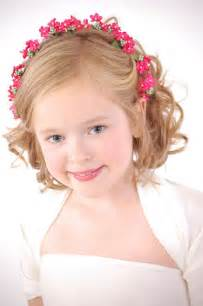 hairstyles for communion short hair picture 1