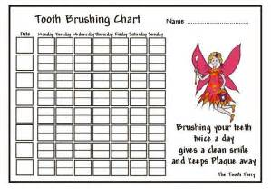 certificates for preschoolers teeth brushing picture 5