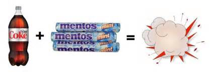 diet coke and mentos picture 13