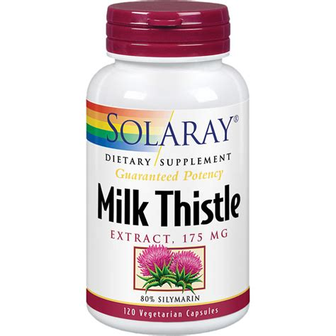 milk thistle extract picture 1