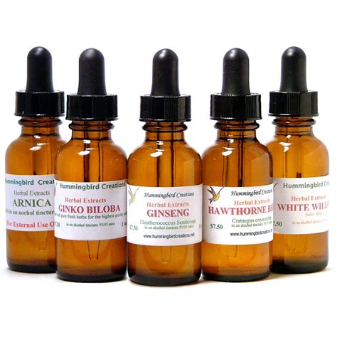 herbal tinctures picture 5
