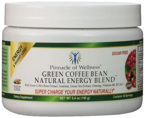 green coffee herbal drink picture 5