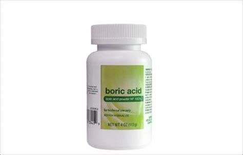 boric acid treatment for bacterial infections picture 9