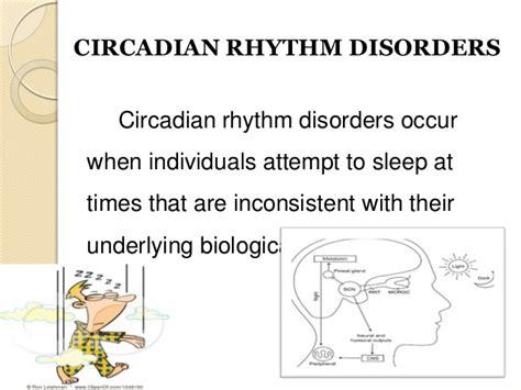 circadian rhythm sleep disorders picture 17