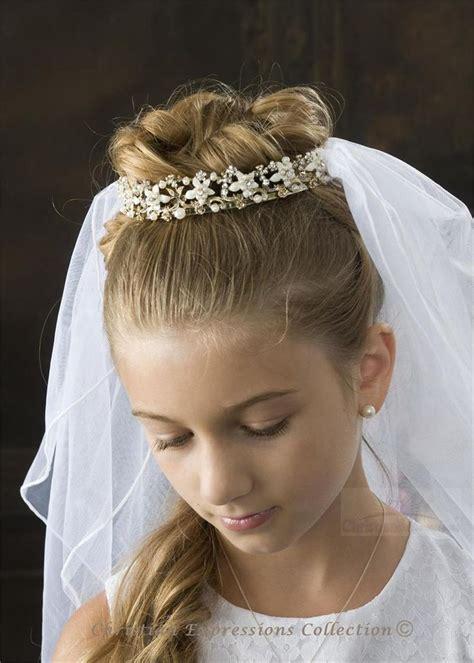 communion hair picture 7