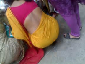 www village aunty back view picture 3
