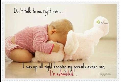 why dont babies sleep at night picture 1