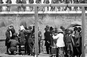 life of debauchary women hanged picture 1