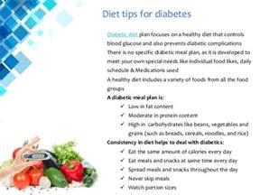 diabetes diet tips picture 1
