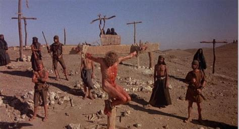 female crucifixion for punishment and pain picture 5