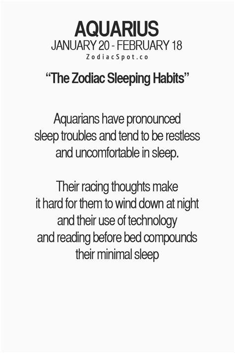 aquarius sleep picture 3
