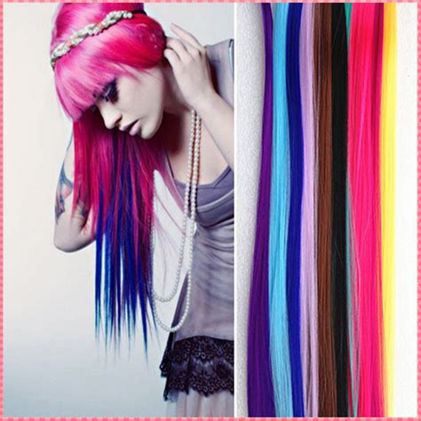 punk hair extensions how to make picture 1
