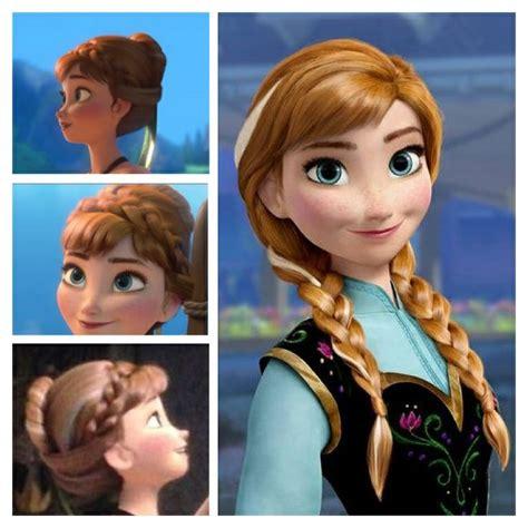 anna hair picture 1