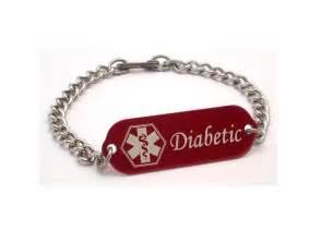 diabetic bracelet picture 1