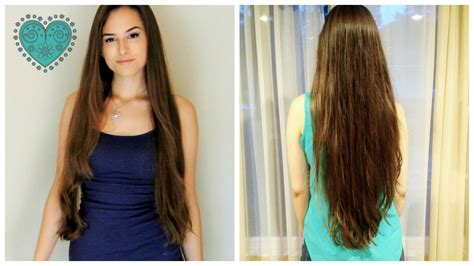 how to care for long hair picture 1