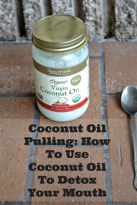 coconut oil pulling dr oz picture 2