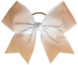 cheerleading hair ribbon picture 11