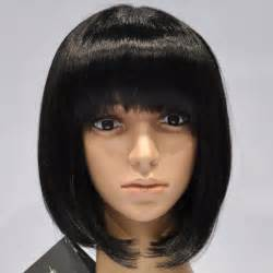 black hair care weave wig picture 1