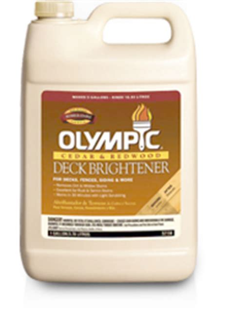 olympic deck brightener picture 5