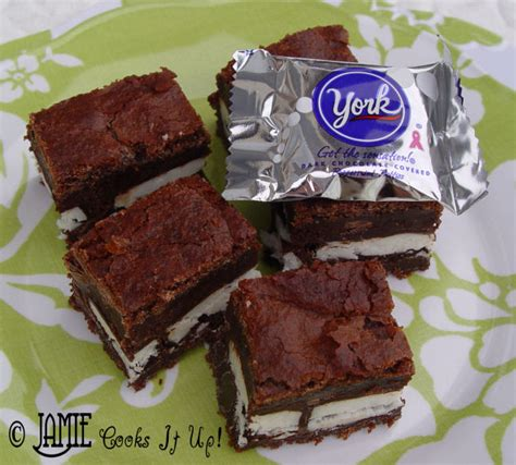 york peppermint brownies picture 1