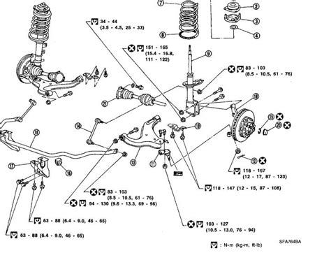 a diagram how to change ball joint on picture 13