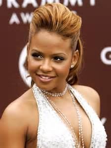black celeb's hair styles picture 9