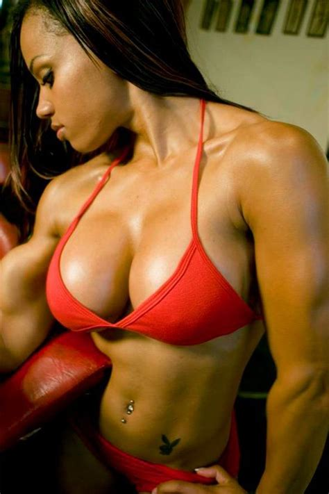 ebony bicep women picture 1