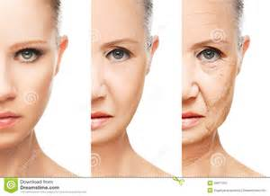 stages of aging skin pics picture 2