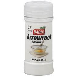 arrowroot starch picture 17