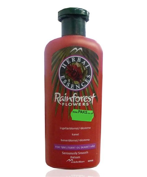 herbal essence hair products rainforest flowers donations to picture 6