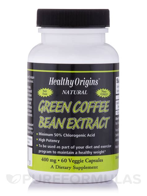 400 mg green coffee bean extract picture 9