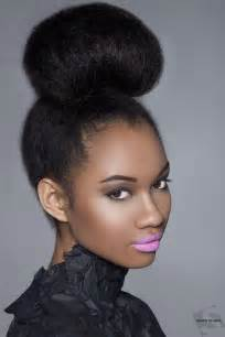 black girl hair buns picture 3