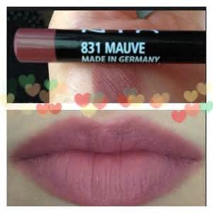 Mac lip pencil mauve picture 5