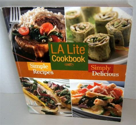 la weight loss cookbook picture 2