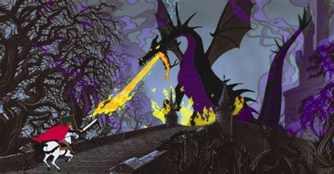 picture of sleeping beauty dragon picture 1