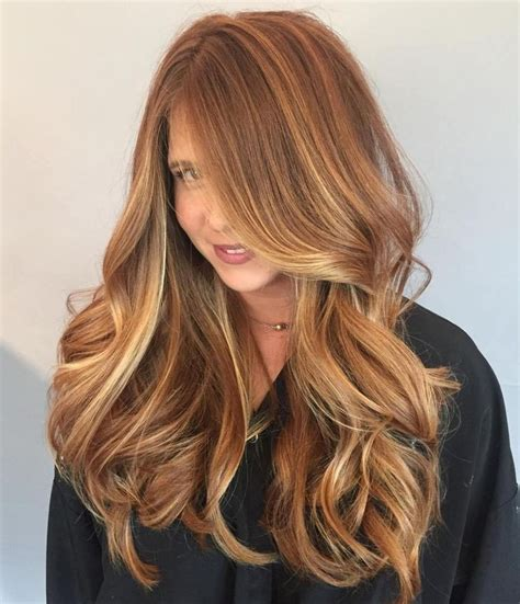 caramel brown hair picture 10