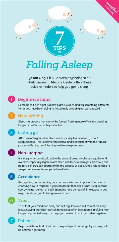 falling asleep tips picture 1