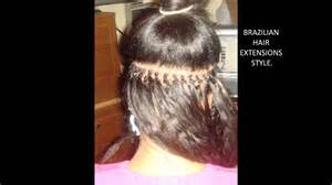 painful hair weave picture 15